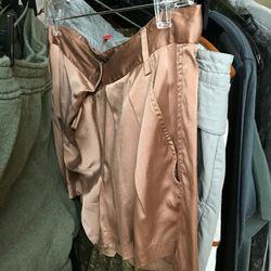 Sample shorts, $70