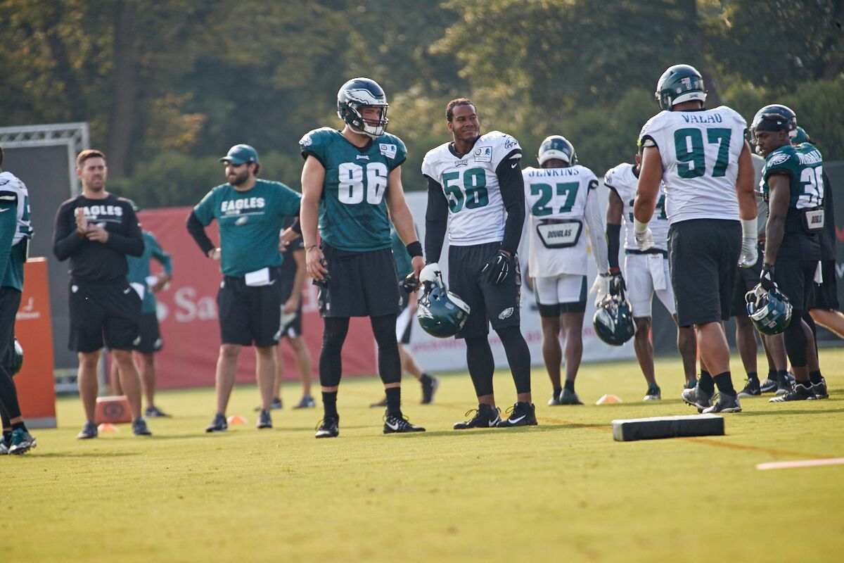 Dom Savini Photography The Philadelphia Eagles Released Their First 2017 Depth Chart