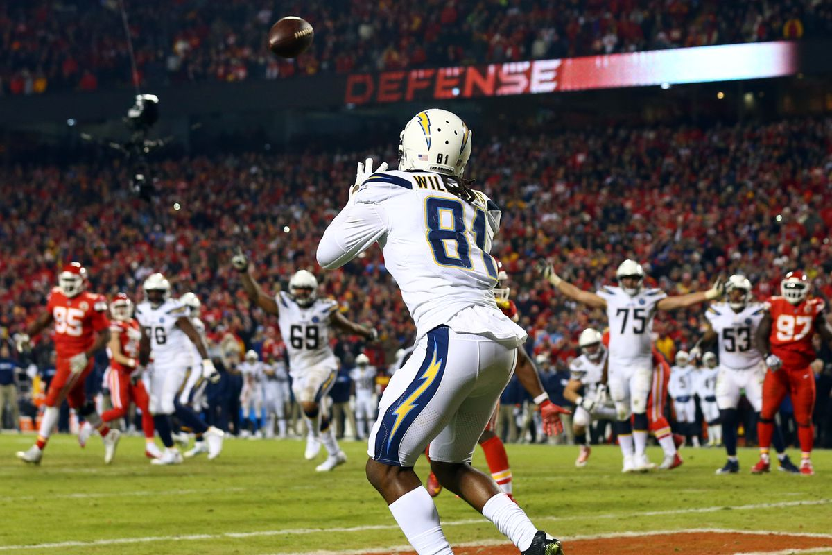 25d86be1c Los Angeles Chargers Daily Links  Bolts win in Arrowhead in a shocker