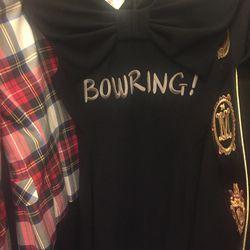 Moschino dress, $110
