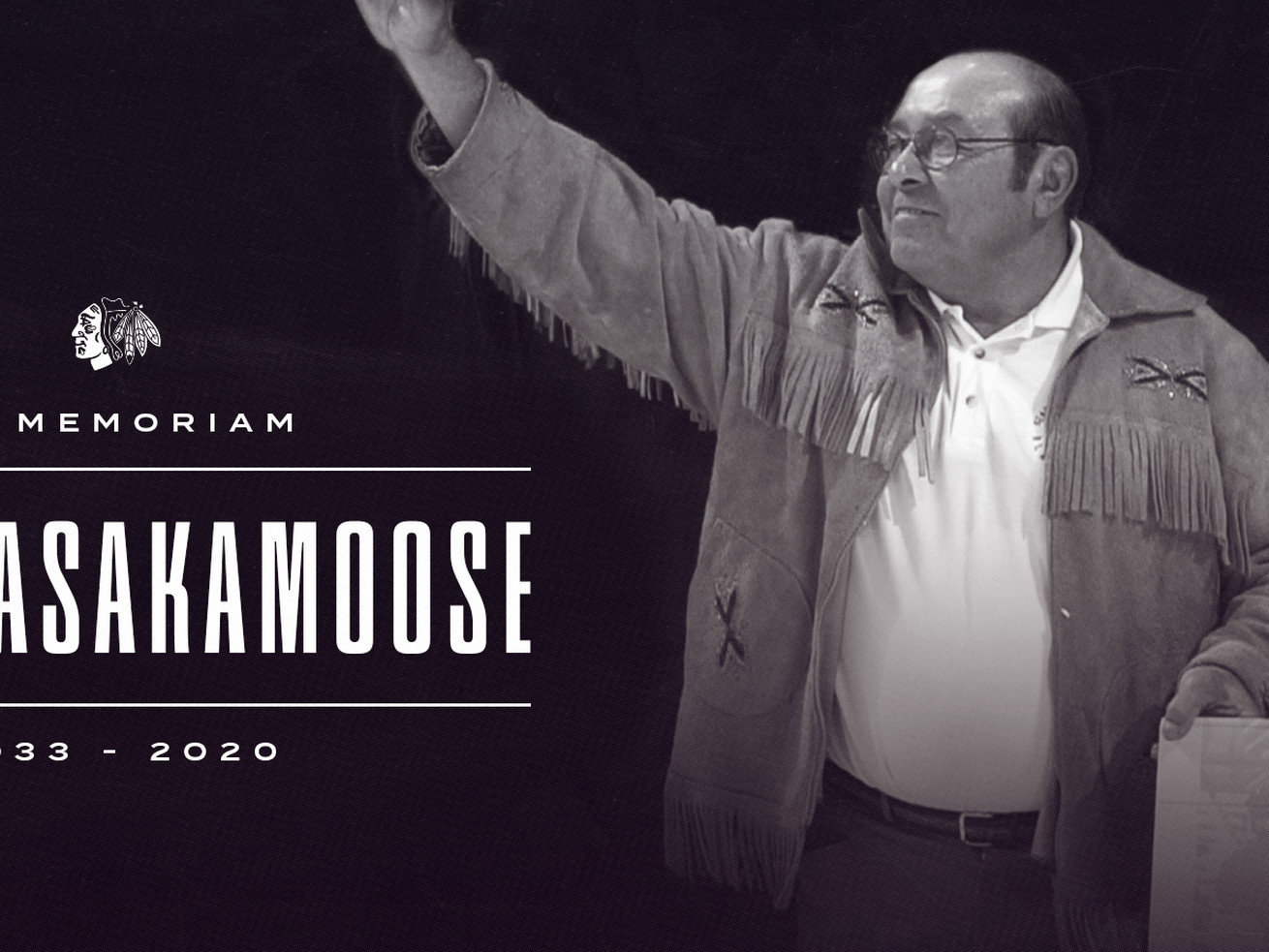 Former Blackhawks player Fred Sasakamoose, one of NHL's first Indigenous players, dies of COVID-19
