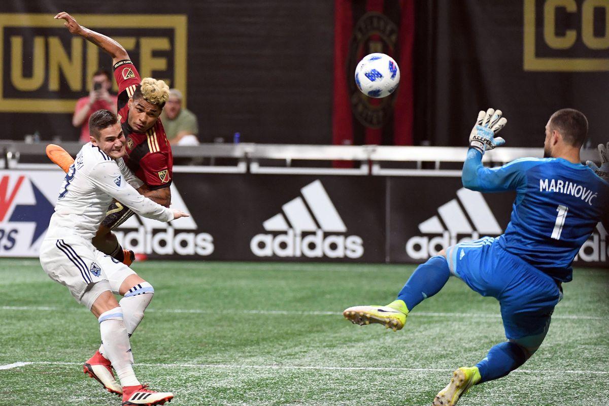 MLS: Vancouver Whitecaps at Atlanta United FC