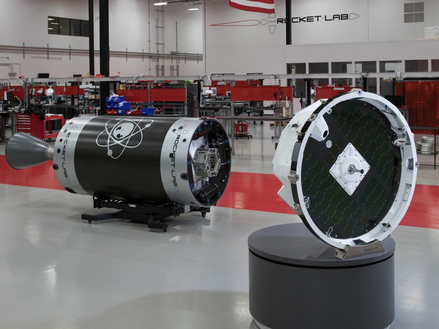 Rocket Lab is now building customizable satellites - The Verge
