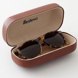 "<b>Illesteva</b> Hudson Sunglasses, <a href=""http://www.stevenalan.com/HUDSON-SUNGLASSES/VEN_ALL_NA_VA-0001_HUDSON,default,pd.html?dwvar_VEN__ALL__NA__VA-0001__HUDSON_color=TORTOISE#cgid=hidden-womens-sale-shoes-accessories&srule=Low-to-High&start=0&sz=12"