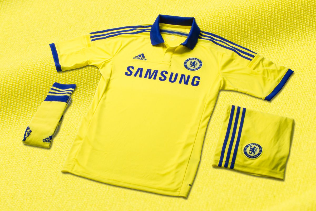 buy online 3cab3 882bf Chelsea release 2014/15 away kit - We Ain't Got No History