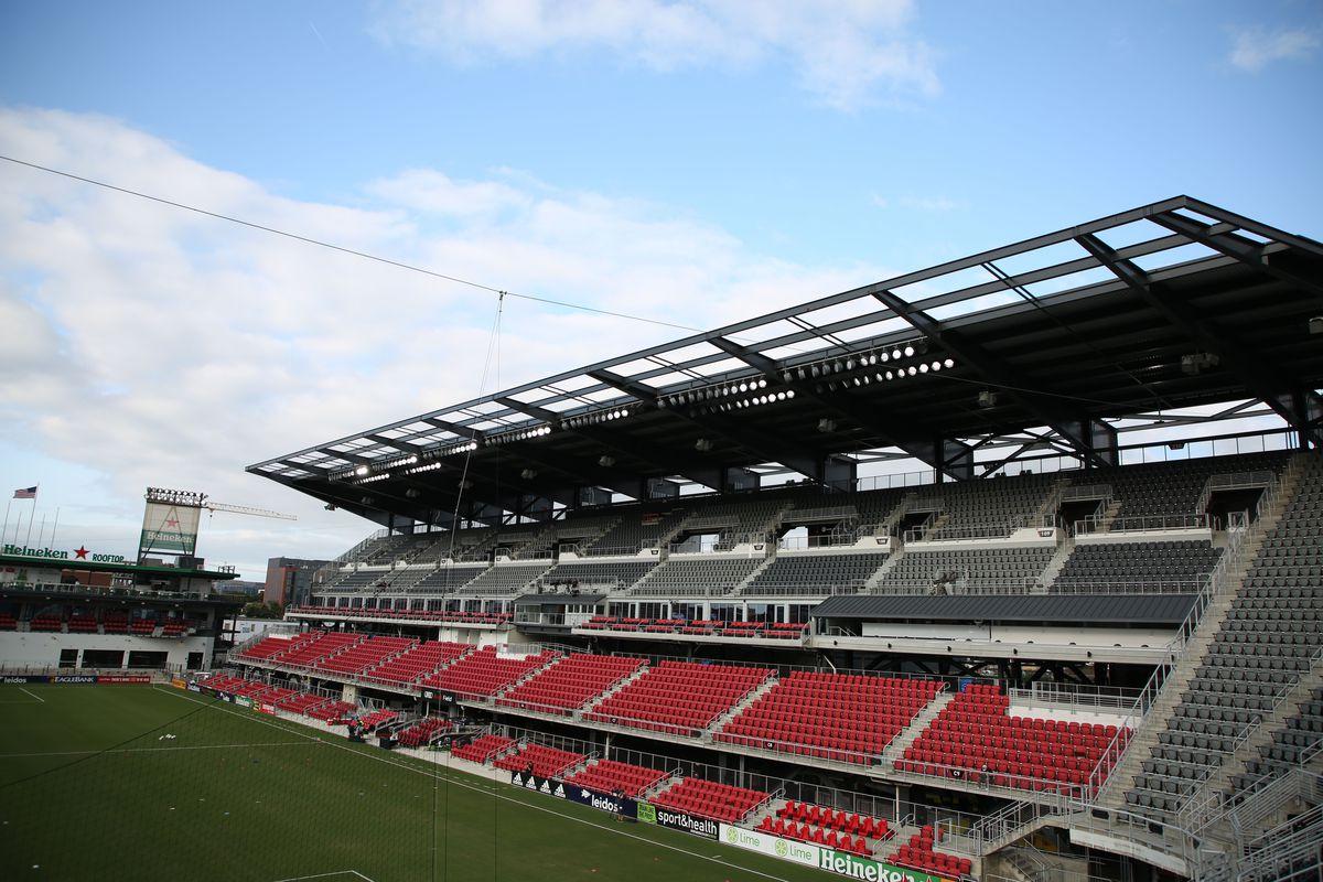 MLS: New York Red Bulls at D.C. United