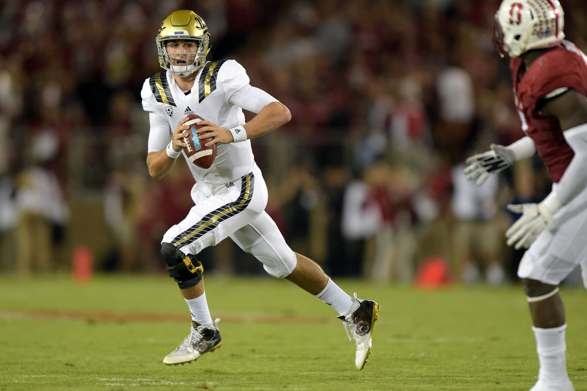 Can Josh Rosen and the Bruins overcome Utah, the refs, and most of all, themselves?