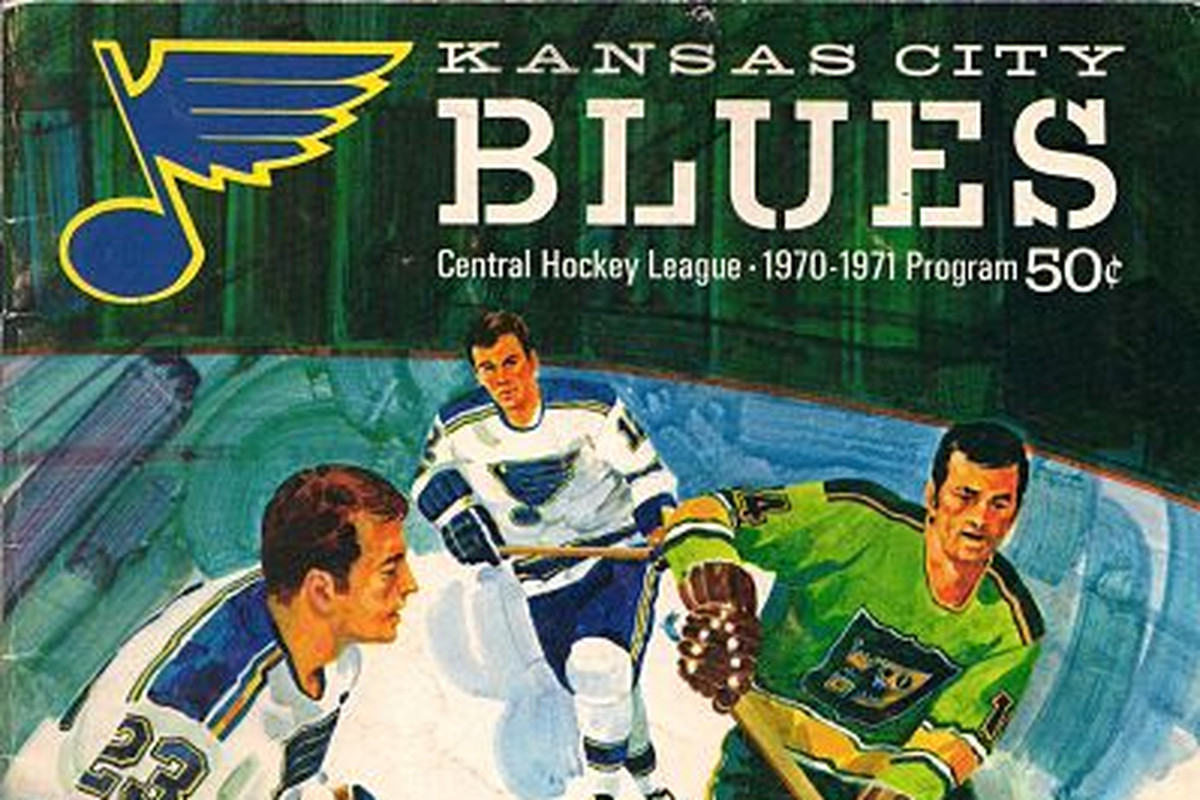 Could the KC Blues be coming back?  Stay tuned...