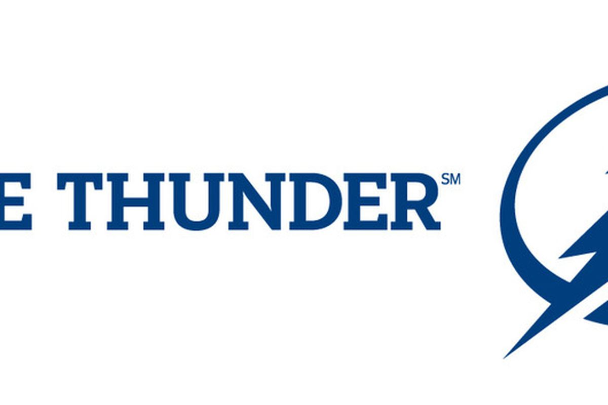 Think Thunderbug will be jealous? via Tampa Bay Lightning.