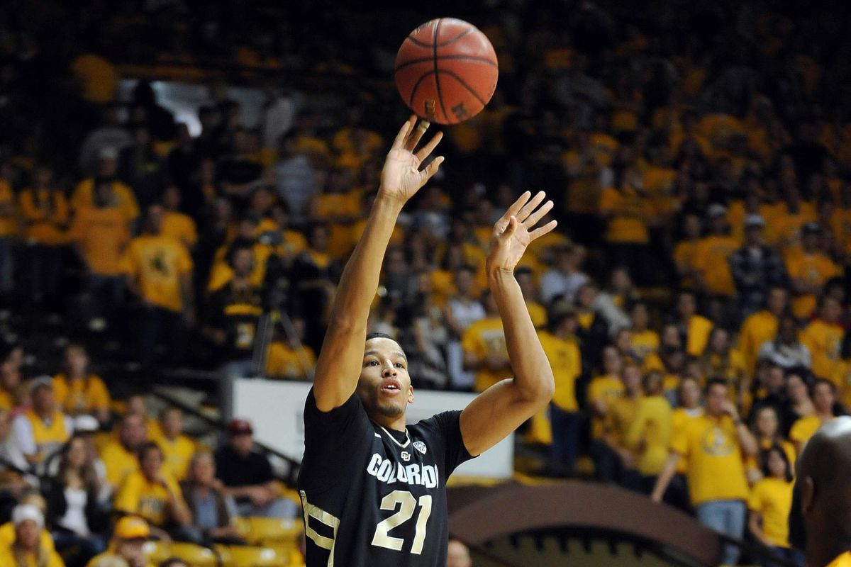 Andre Roberson was one of the lone bright spots tonight for the Buffaloes