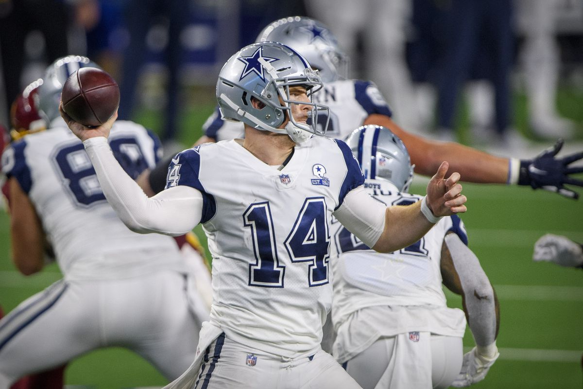 NFL: Washington Football Team at Dallas Cowboys