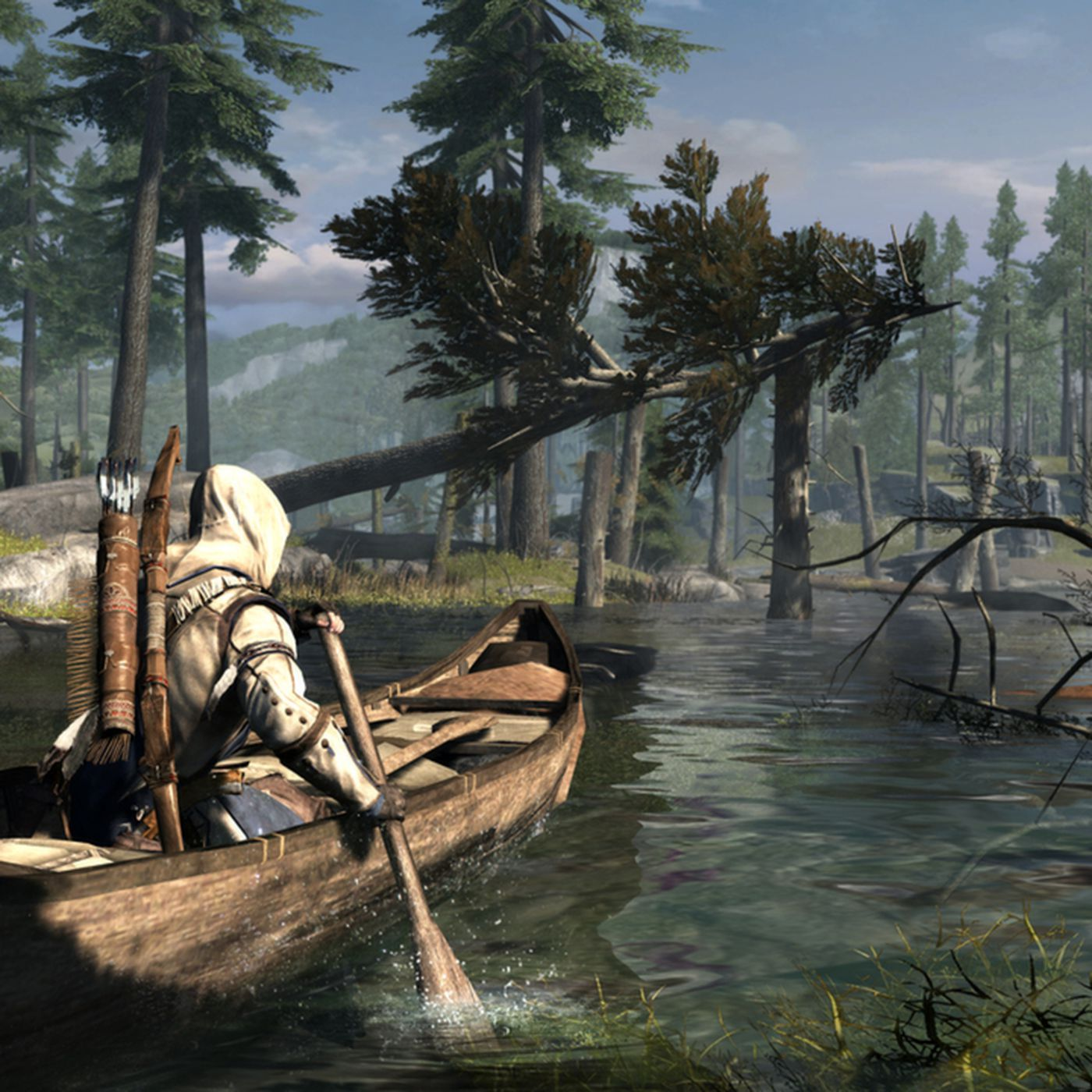 Assassin S Creed 3 Remastered Coming At The End Of March Polygon