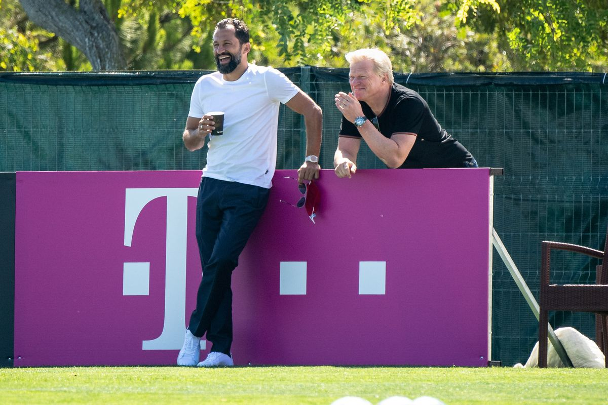 FC Bayern Munich - Training Camp in Portugal