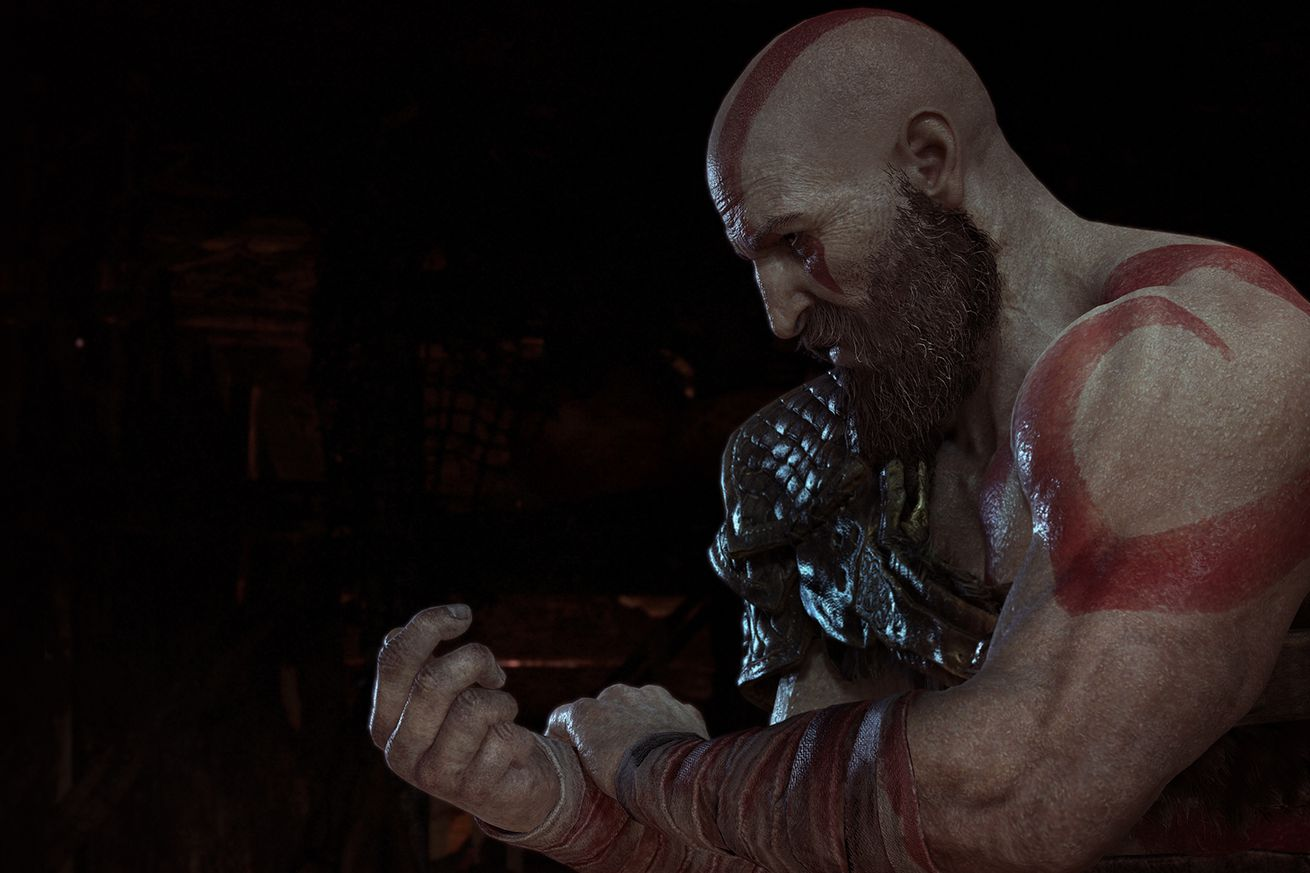 god of war review an incredible reimagining of a playstation icon