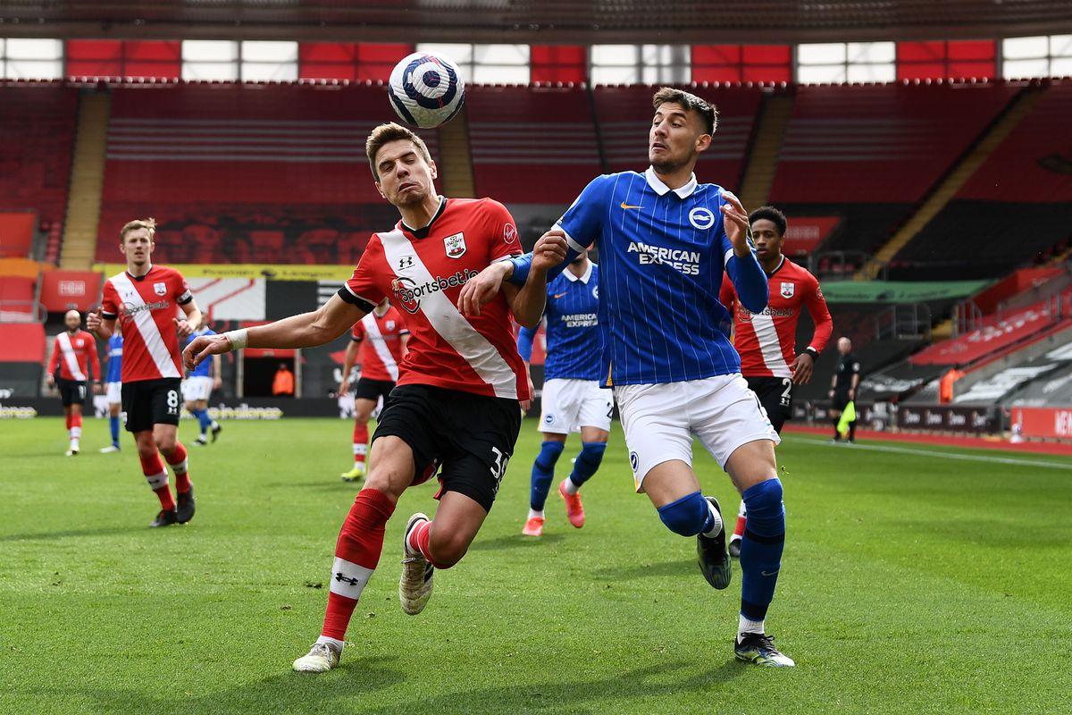 Southampton v Brighton & Hove Albion - Premier League