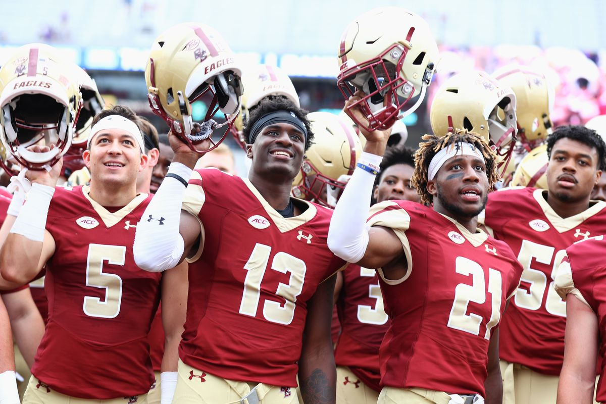 Boston College vs. Temple  Final Thoughts And Predictions - BC ... 4d342d74d