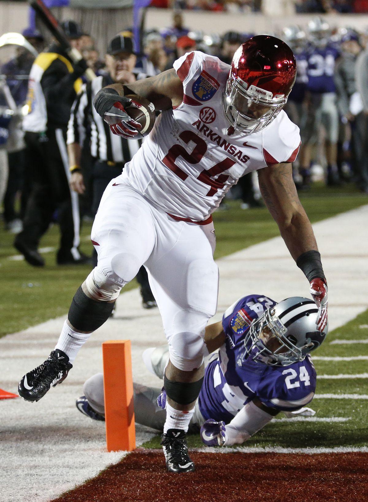Liberty Bowl: Arkansas vs. Kansas State