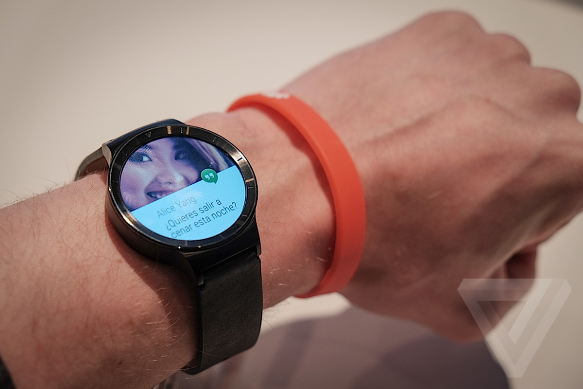 Huawei Watch hands-on photos