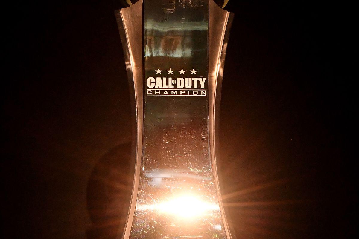 ESports: Call of Duty League Finals