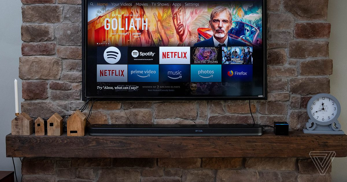 Amazon fire TV cube review: A smarter streaming box