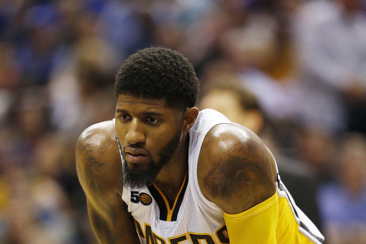 NBA: Los Angeles Lakers at Indiana Pacers