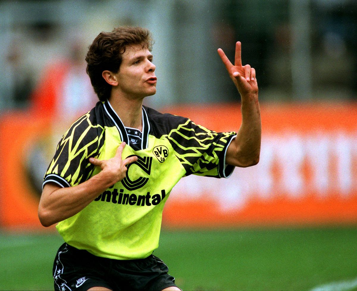 Fußball-Bundesliga: Zwei Spiele Sperre für Andreas Möller