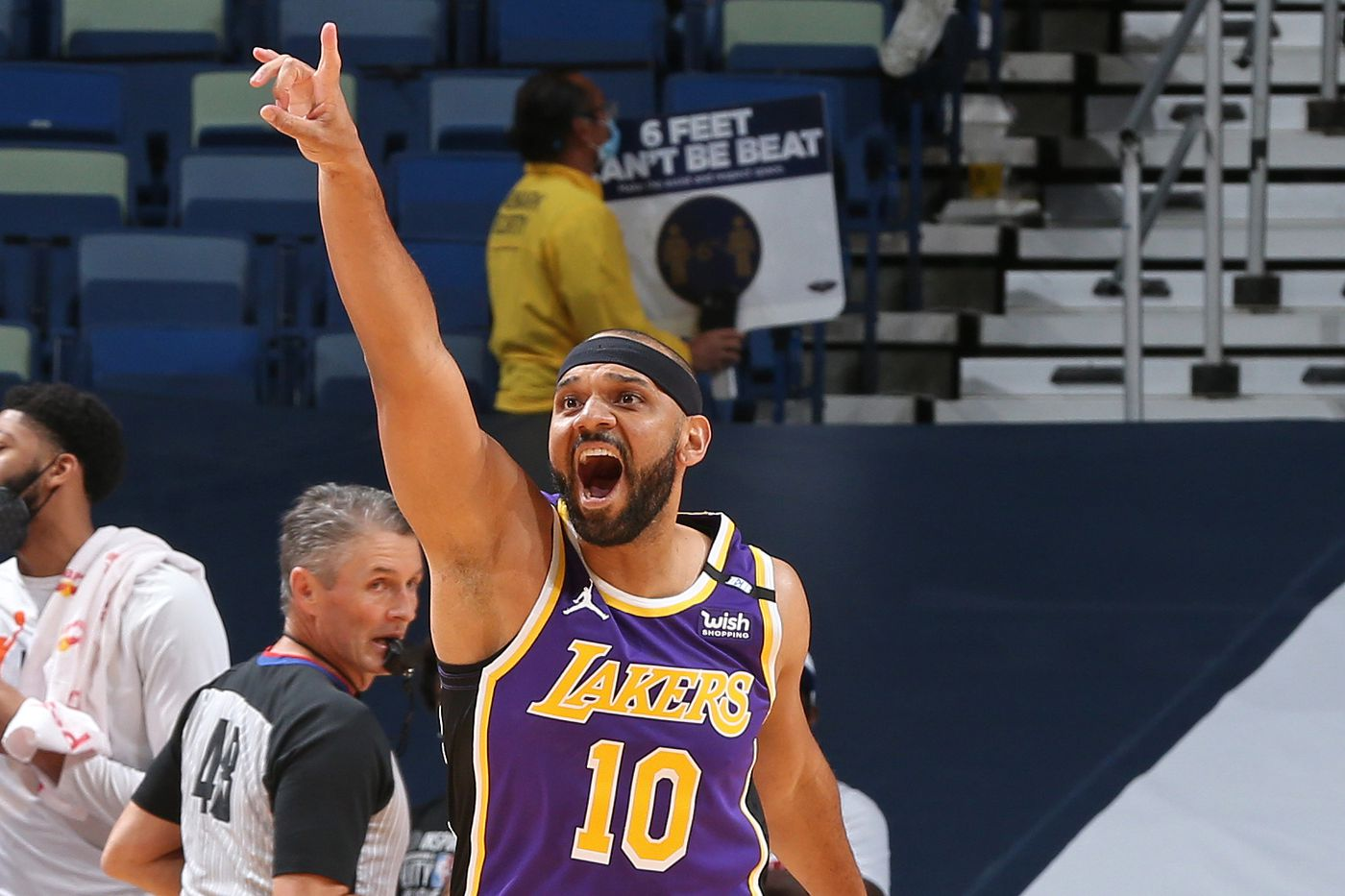 Lakers News: Jared Dudley says it's 'crazy' that he's not stil ...
