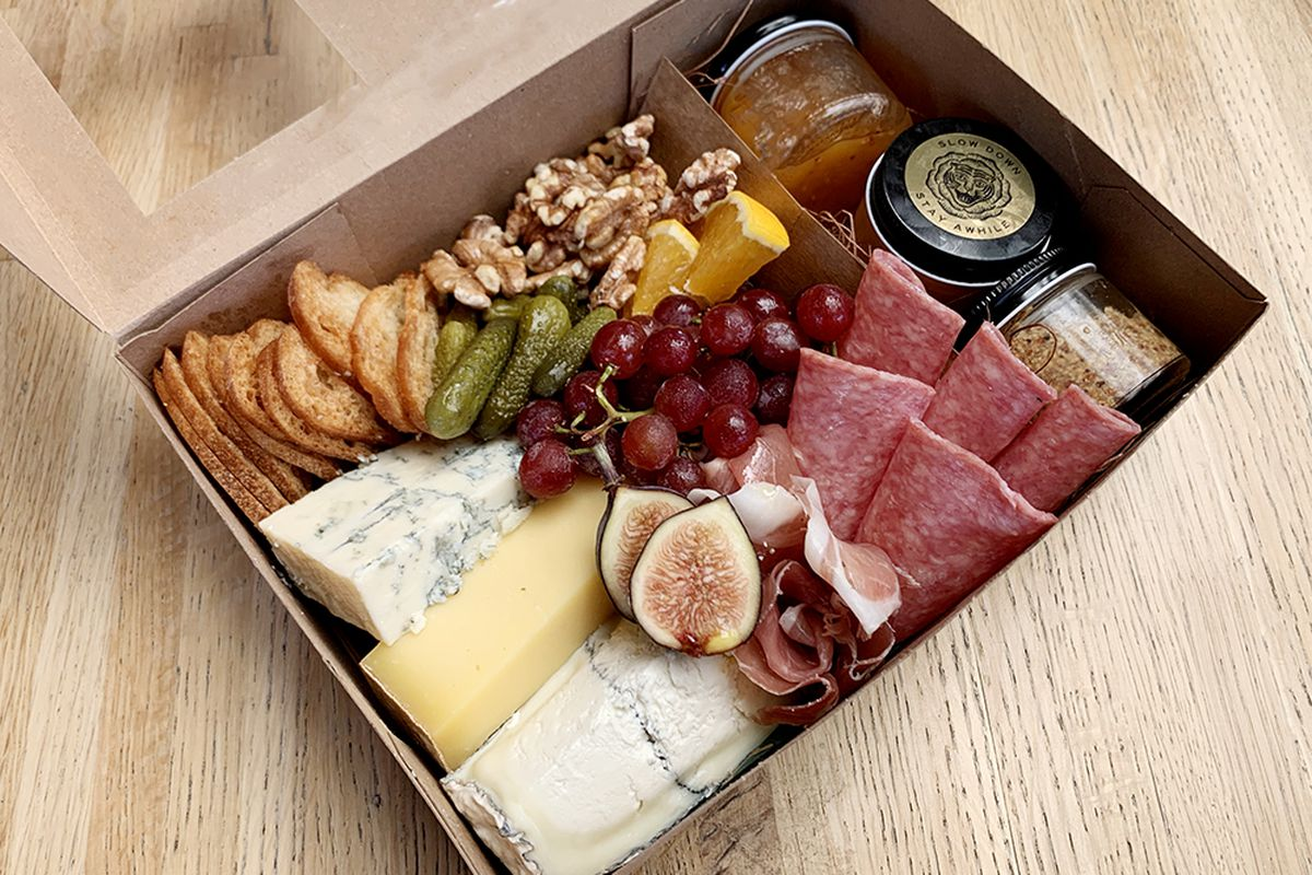 The grazing box from Easy Tiger
