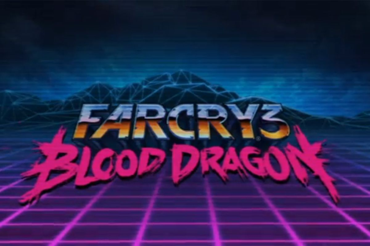 Far Cry 3: Blood Dragon gets three retro-styled tracks on