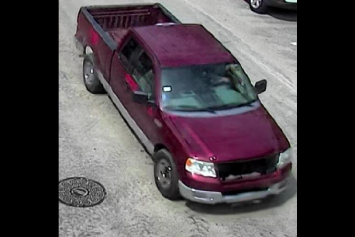 Police are looking for this vehicle in connection to a shooting May 16, 2020, in Pilsen.