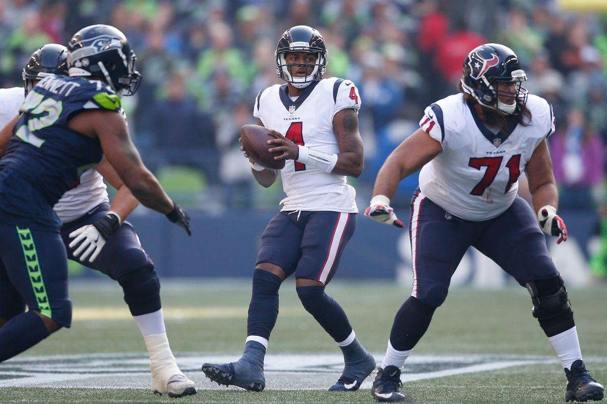 Houston Texans vSeattle Seahawks