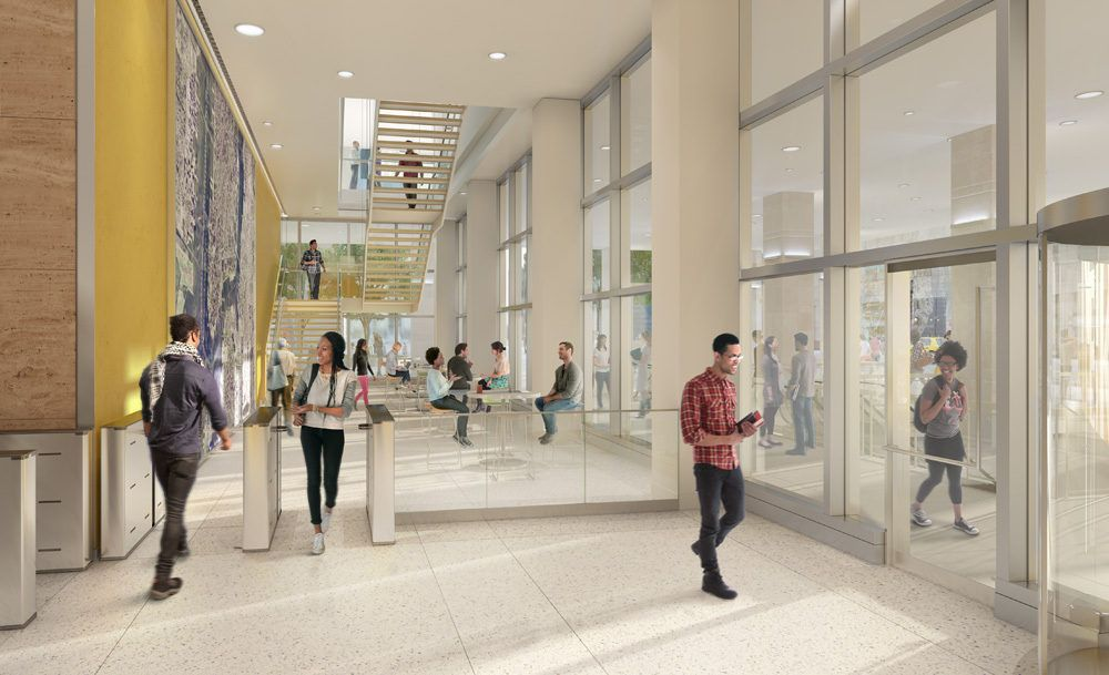 NYU's $500M Downtown Brooklyn expansion will open this summer