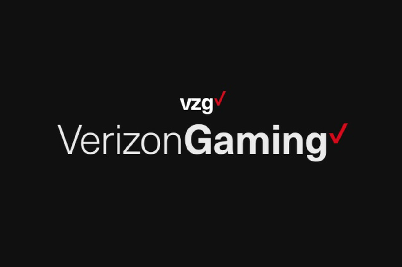 The Verizon Gaming logo.