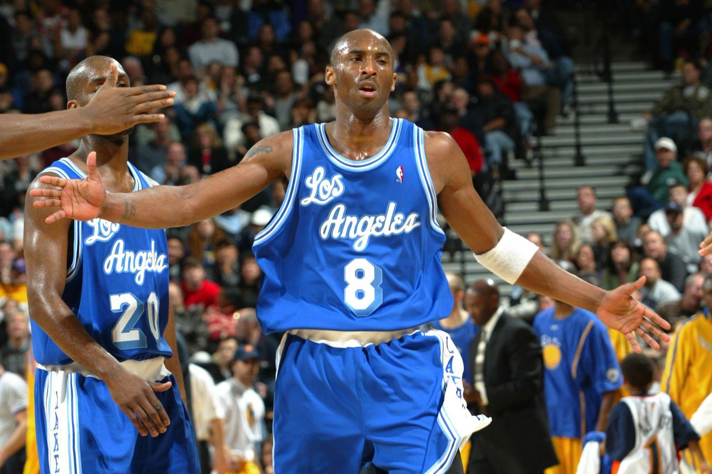 Lakers Rumors: Team will bring back blue throwbacks next season ...