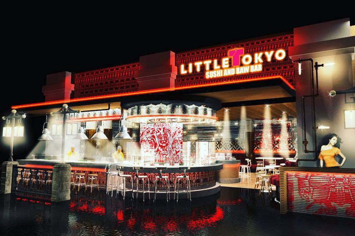 Little Tokyo Headed To Paris Las Vegas Eater Vegas