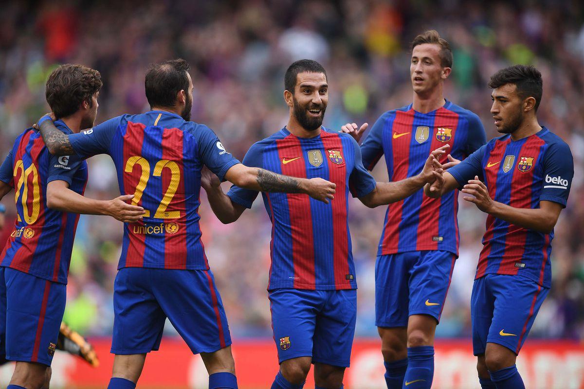Barcelona Vs Celtic
