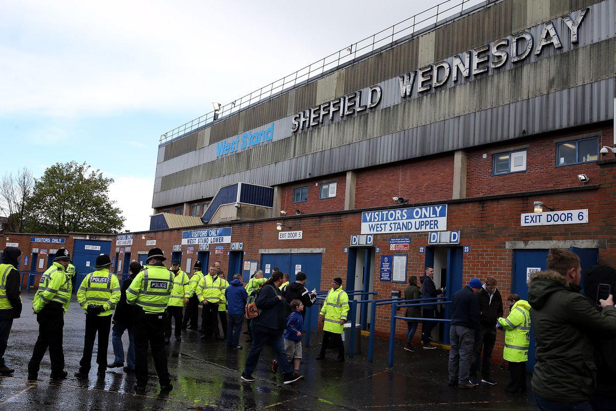 Sheffield Wednesday v Cardiff City - Sky Bet Championship