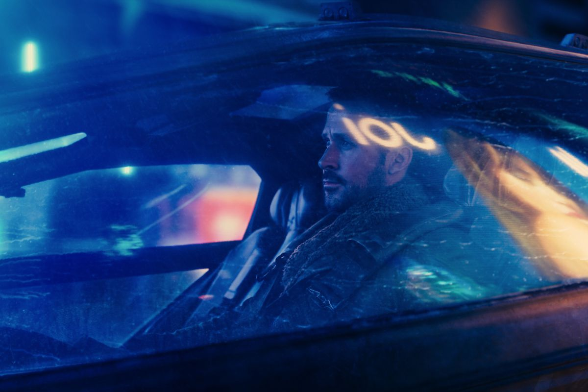 In Blade Runner 2049 Can A Relationship With A Hologram Be