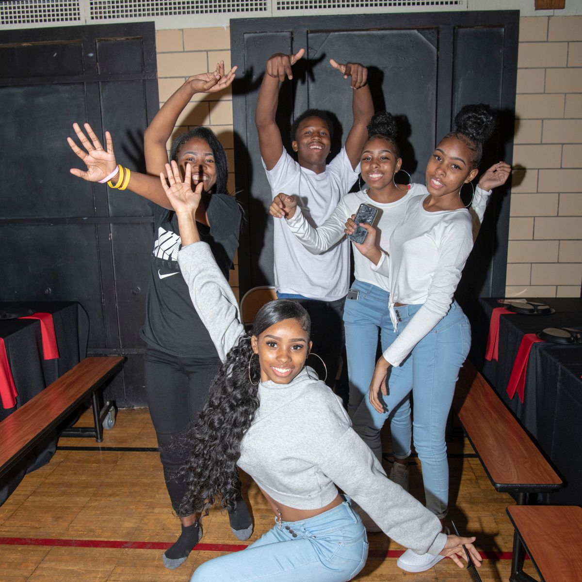 """Former Delta Prep students were invited to a """"farewell dance"""" the night their homecoming dance was planned."""
