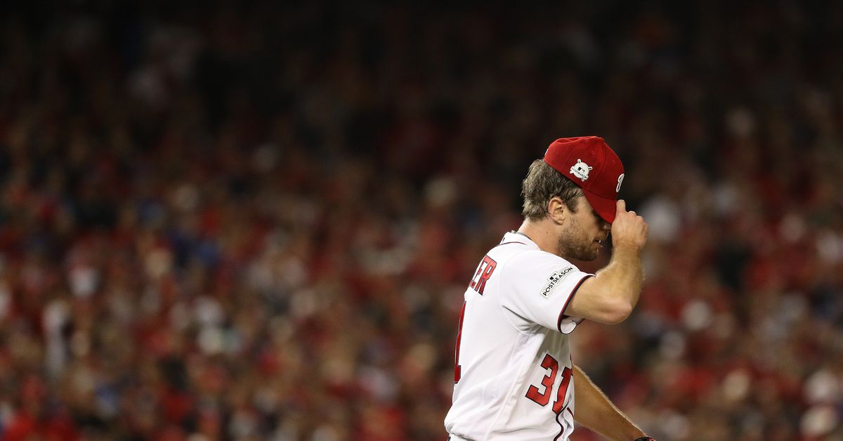 The Nationals didn?t deserve to win the NLDS, but really, neither did the Cubs