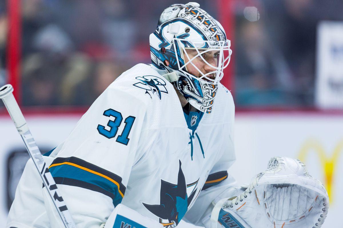 NHL: JAN 05 Sharks at Senators
