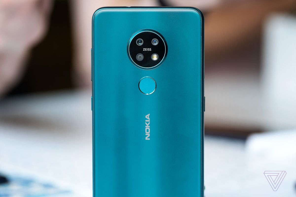 New Nokia 6 2 And 7 2 Phones Revamp Hmd S Midrange Lineup The Verge