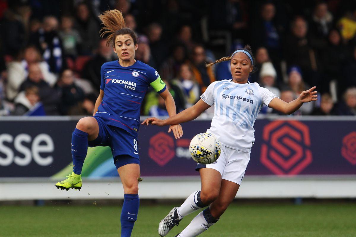 Chelsea Women v Everton Ladies - FA WSL
