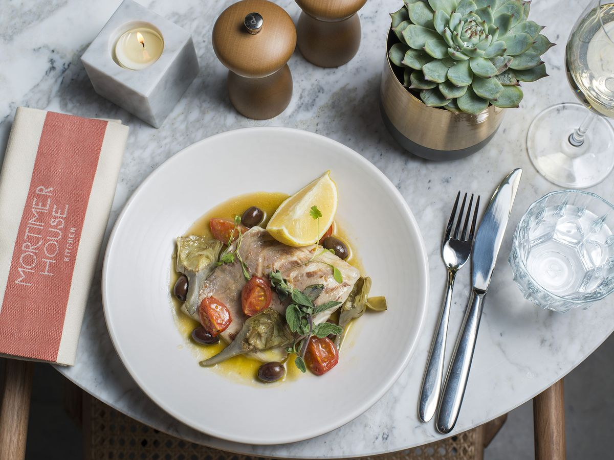 London restaurant reviews: Mortimer House Kitchen Fitzrovia impresses Evening Standard and Sunday Times food critics