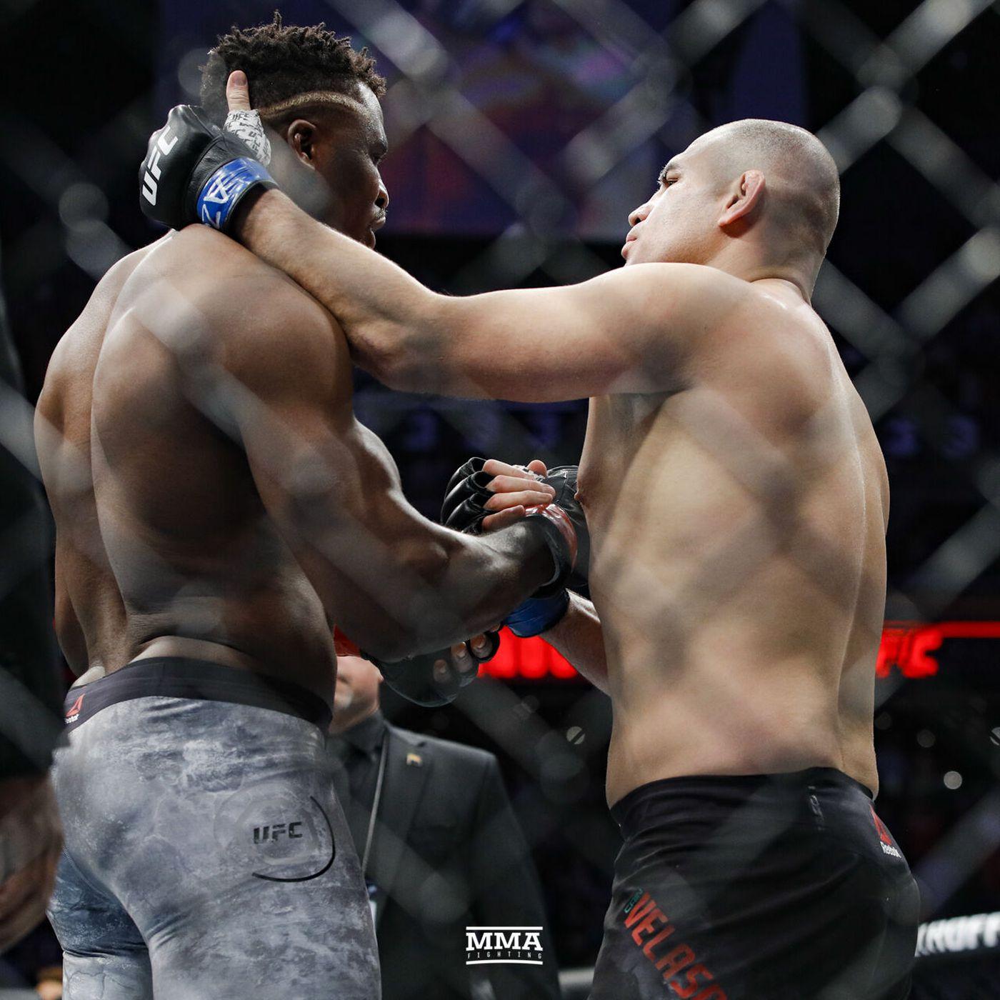 UFC Phoenix in Tweets: Pros react to Francis Ngannou vs