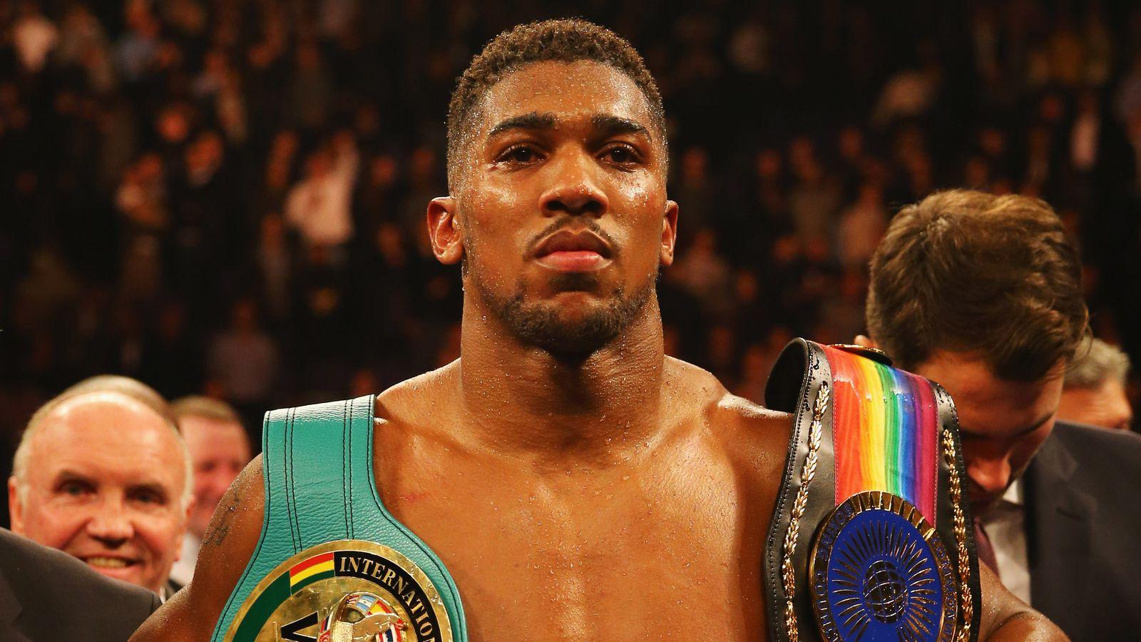 Bo boxer wladimir klitschko wikipedia the - Charles Martin Vs Anthony Joshua Set For April 9 In London Bad Left Hook