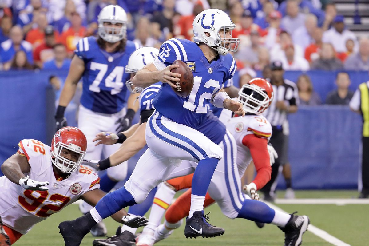 f510ce7a Can the Colts go on the road and punch the Chiefs in the mouth ...
