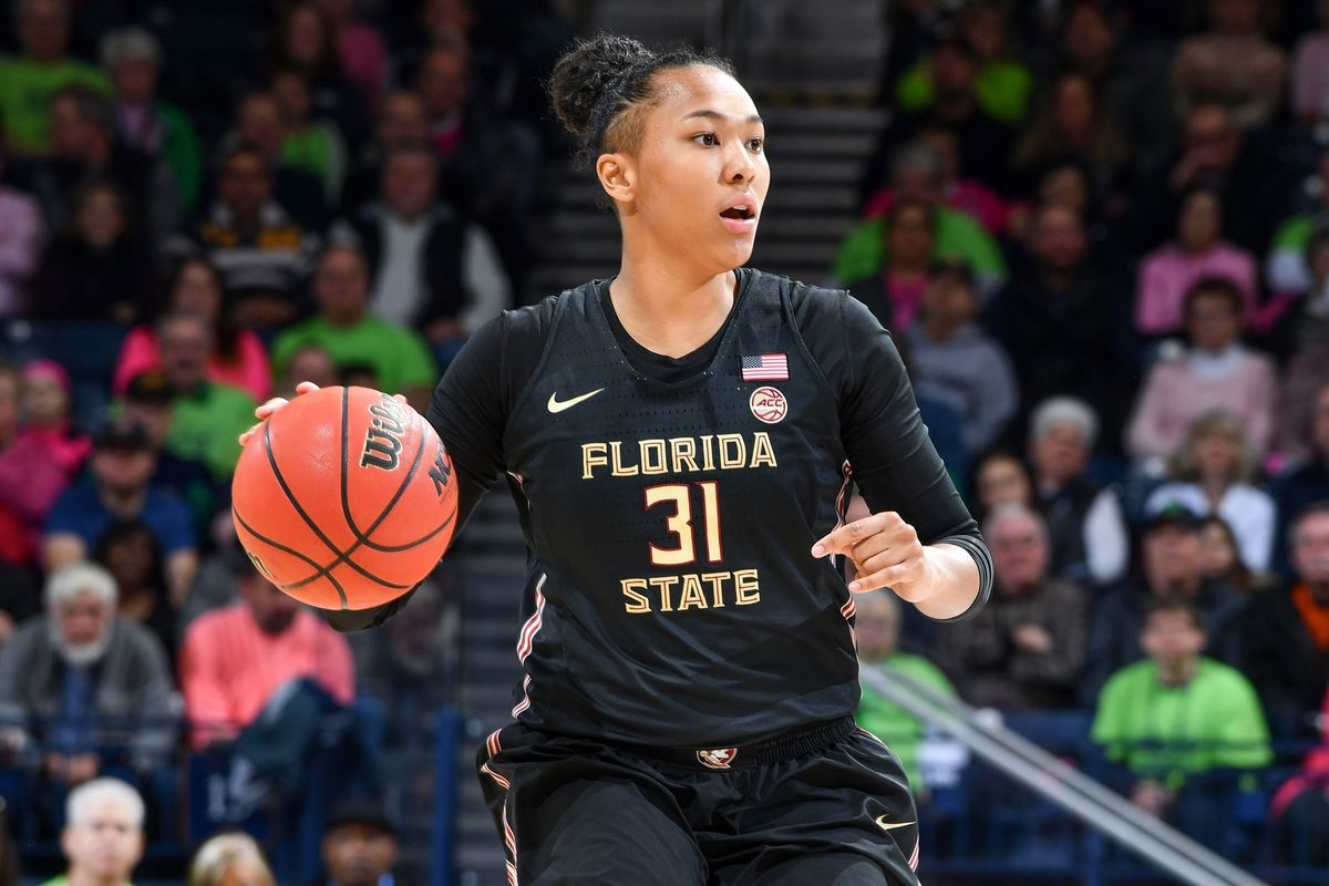 NCAA Womens Basketball: Florida State at Notre Dame
