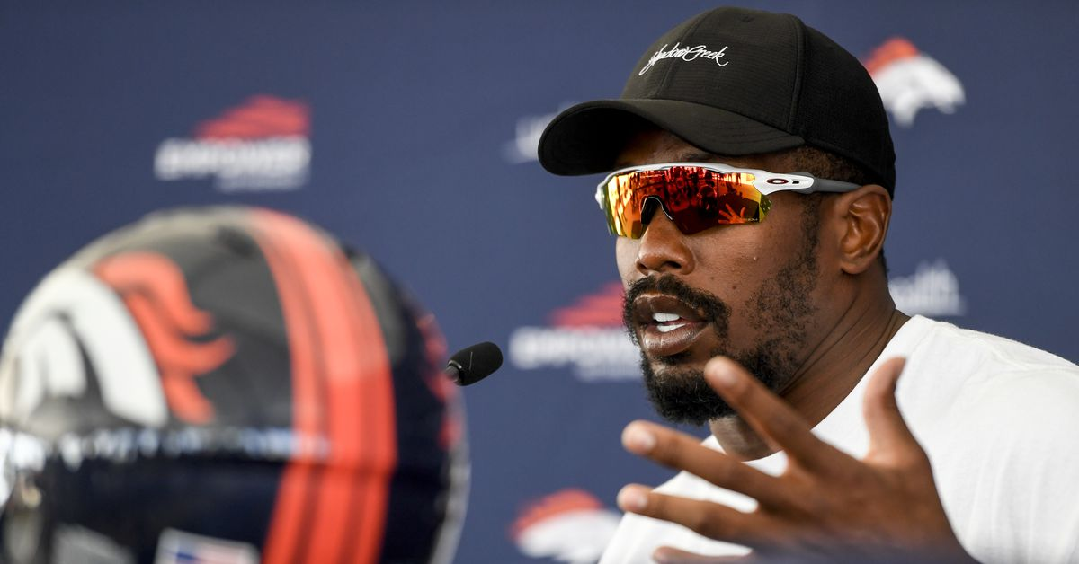 Broncos training camp brings the hope of a new season