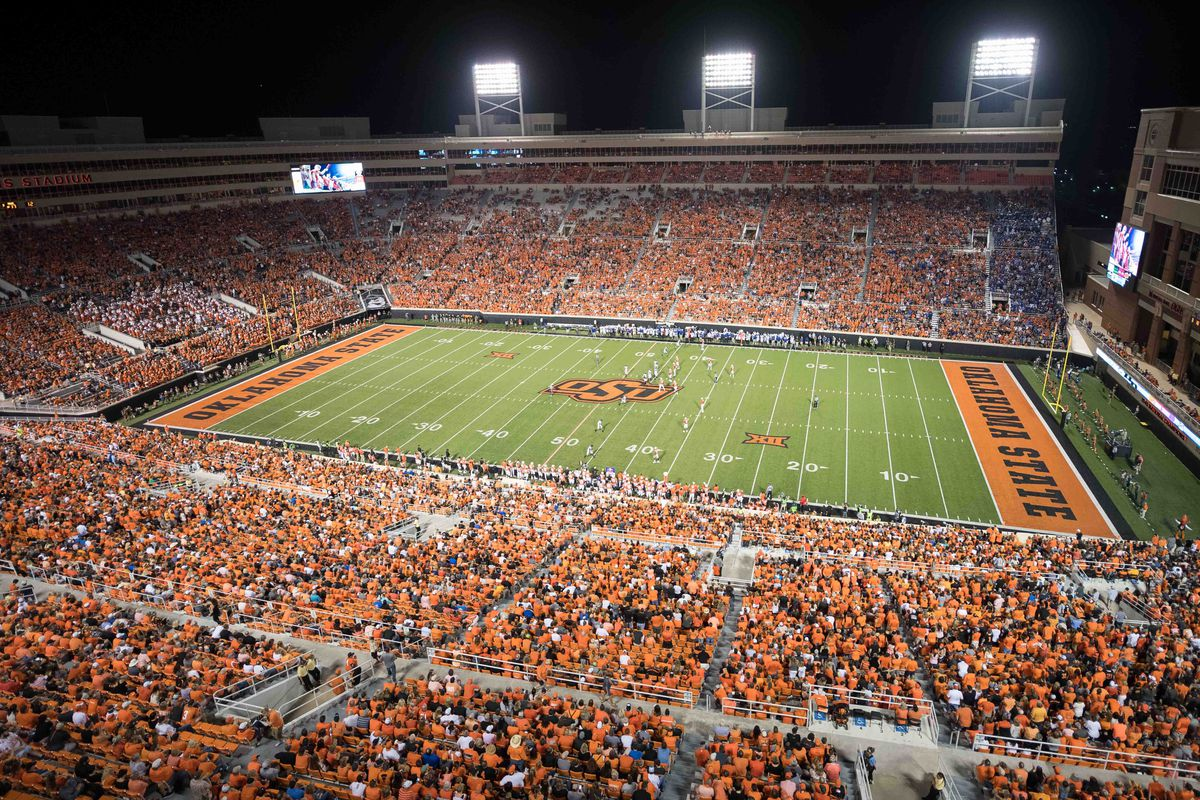 Oklahoma State's T. Boone Pickens Stadium is an unsafe ...